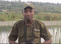 Ndaruhutse, a teacher found passion in birding