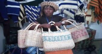 Ngororero; Local customers shun in Made in Rwanda handicrafts